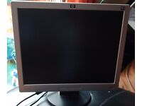 Used computer monitor HPL1906