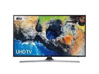 "43"" SAMSUNG Smart 4K Ultra HD HDR LED TV UE43MU6100 warranty and delivered"