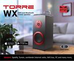 Torre WX WiFi & BT Draadloze Multiroom Stream Tower Speaker