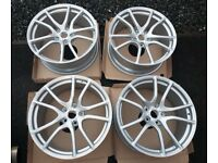 "Brand new 19"" 5x112 GENUINE MCLAREN 570S Alloy Wheels"