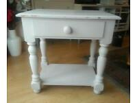 Solid wood bedside / coffee / Side table