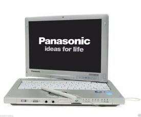 Panasonic Toughbook CF-C1 Intel Core i5 Military Grade Laptop 4G TOUCH 500 GB 2 SALE