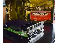 NVidia 9500GT Super+ 1GB Graphics Card (by XpertVision)