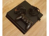 Sony PS4 Slim Playstation 4 Slim 500GB Excellent Condition CHEAP MUST SEE!!