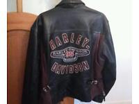 Limited Edition Harley Davidson Biker jacket