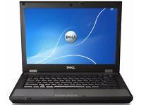 Dell Latitude E5510 Core i3 2.2GHz 4GB RAM 160GB SSD WIFI DVDRW WEBCAM WIN7 Pro laptop SALE ON!