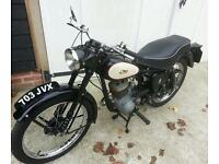 BSA Bantam major 125cc