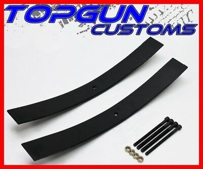 "1977-2004 Ford F250 Super Duty 2WD 4WD Add-a-Leaf Spring 2"" Front Leveling Kit"
