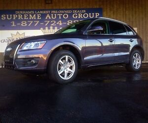 2010 Audi Q5 3.2L Quattro Premium Pkg. AWD Leather!