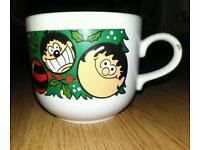 Beano Dennis the Menace and Gnasher Christmas oversized mug