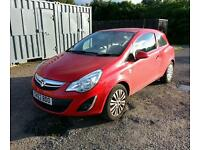 Corsa D very low mileage 11.000 k