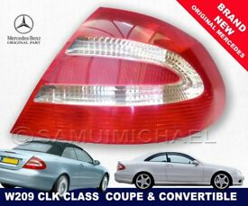 MERCEDES CLK W209 REAR LIGHT UNIT-COUPE/CONVERTIBLE RIGHT SIDE A2098200264 BRAND NEW