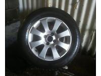 Vauxhall Astra Alloy Wheel 15 Inch