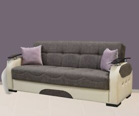New Sale Offer 2+3 Sofa Bed Order Same Day Or Next Day Home Delivery