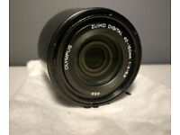 Olympus Zuiko 40-150mm f4-5.6 zoom Lens for Four Thirds Mount. Not Micro 4/3