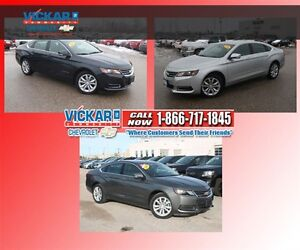 2016 Chevrolet Impala 2LT* Multiple Colors Available* V6* Remote