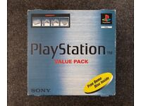 Sony Playstation with 1 Controller & Leads