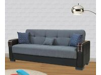 🌸🌸MEGA DESCOUNT SALE OFFER🌸🌸BRAND NEW EX DESPLAY MALTA 3+2 SEATER SOFA BED🌸🌸AVAILABLE NOW🌸🌸