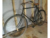 Vintage Bike, Large Frame