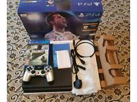 No offers Ps4 slim 1000gb 1TB fully boxed special edition gt v2 controller 1 game