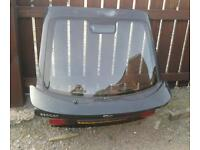 Ford Escort mk6 tailgate complete with spoiler