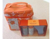 NEW SANCTUARY SPA Vanity Case & Footcare Set