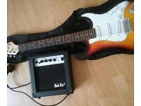 Rock star first guitar 50 ono