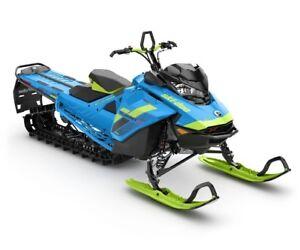 2018 Ski-Doo Summit X 154 850 E-TEC