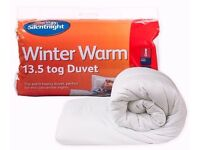 SILENTNIGHT WARM AND COSY LUXURY KING SIZE