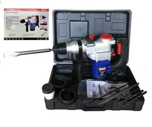 SDS PLUS ROTARY HAMMER DRILL, Brand new. Price for Limited time only.