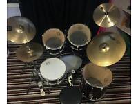 10 piece Drum Kit