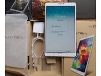 SM-T705 Samsung Galaxy Tab S (8.4 inch) 4G & WiFi + Extras