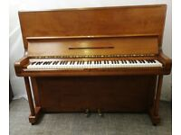 🎹 !!! Welmar ,Repolished Light Mahogany Piano, Nationwide Delivery, £1,600 !!! 🎹