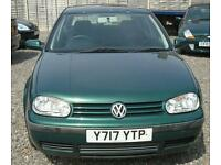 Y Reg GOLF RELIABLE GOOD CONDITION