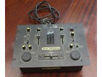 Synergy T1000 DJ Record CD Deck Mixer Working