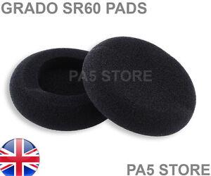 Replacement Ear Pads For GRADO SR60 SR80 SR125 SR225 SR325 Headphones QUALITY UK
