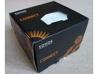 SONOS Connect. Boxed.