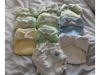 Washable nappies