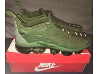 Nike Air Vapormax TN Tuned Plus Khaki Green Trainers Men's UK 10 BNIB