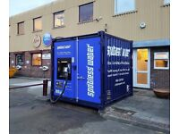 Water Fed Pole, Window Cleaning, Pure Water Filling Station - Enfield!