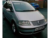 Vw sharan 1.9tdi auto hpi clear 7seater tax tested