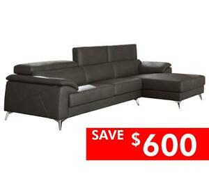 Save $600 on this Brand New Contemporary Ashley Sectional  -   LIMITED TIME!