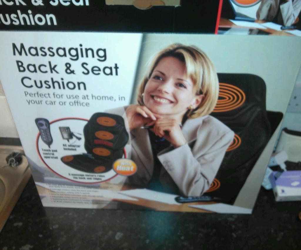 Massage back and thigh mate