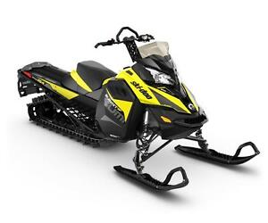 2017 Ski-Doo SUMMIT SP POWDER MAX 2.5 154 600HO E-TEC