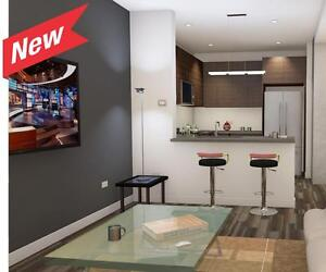 Contemporary Living! 1 BR, Everything Included! New Building!