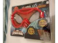 Spiderman swim mask 6+ NEW