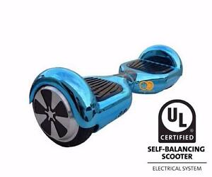 Safest hoverboard UL2272 CERTIFIED self balance scooter 1 year warranty electric skateboard