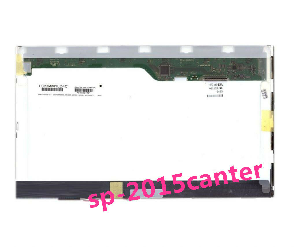 "16.4""1920*1080 LQ164M1LD4C LCD for Sony laptops CCFL  j0331"