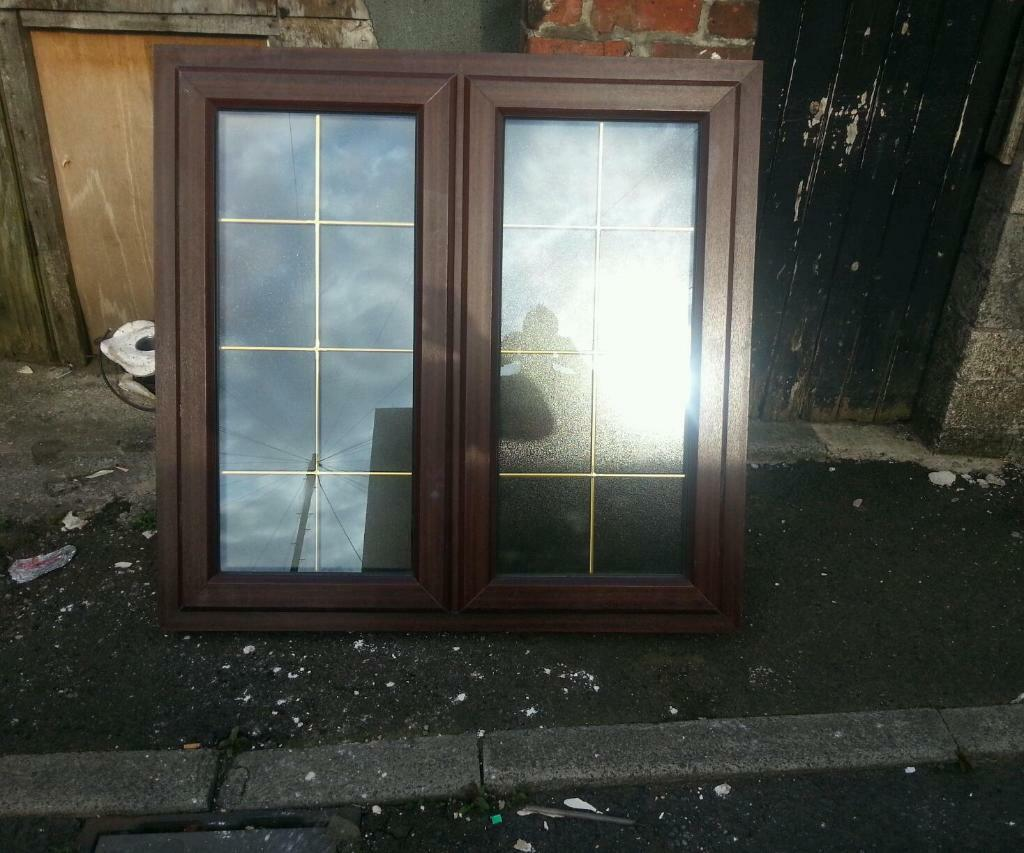 Pvc Rosewood Window In Bury Manchester Gumtree