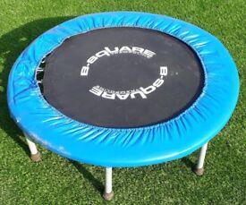 Small trampoline 97cm in diameter (approx) - can deliver locally near Tadley